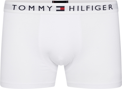Tommy Hilfiger White Single Trunk