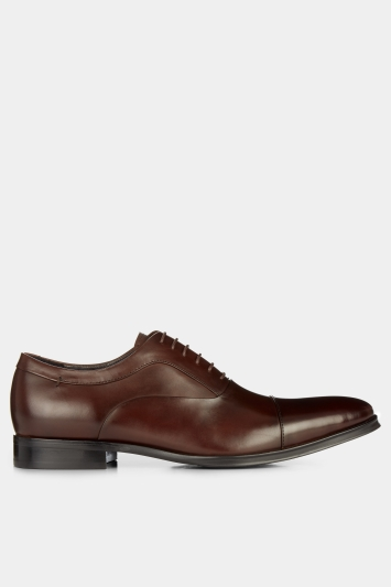 John White Guildhall Brown Oxford Shoe
