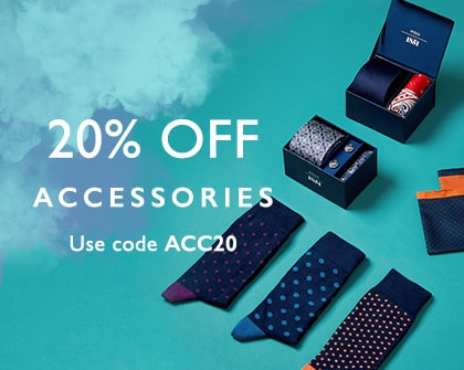 20% off Accessories HPB