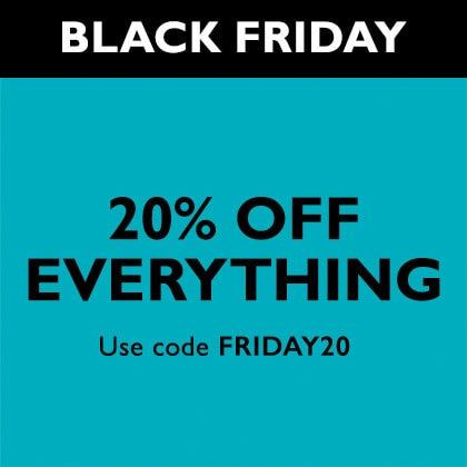 20% off Everything Black Friday HPS