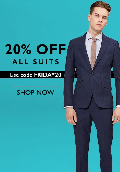 20% off Suits OPB