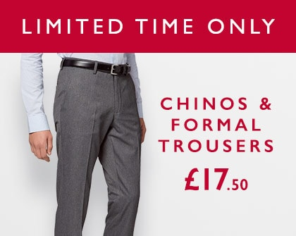£17.50 Sale Trousers OPB