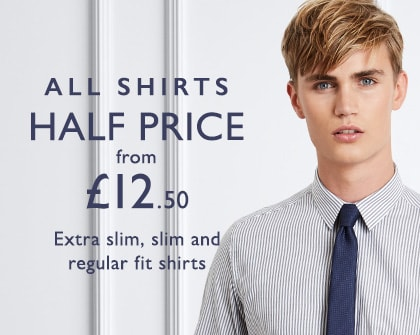 Half Price Shirts HPB