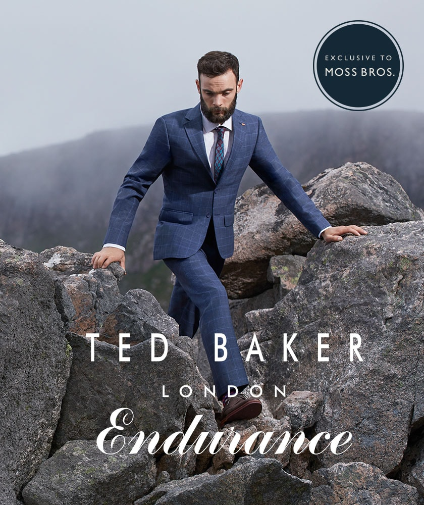 d9bc47707 Combining classic, retro style with a contemporary edge, Ted Baker is a  brand that isn't afraid to celebrate masculinity and make a bold fashion  statement ...