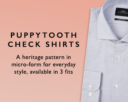 Puppytooth Shirts HPB