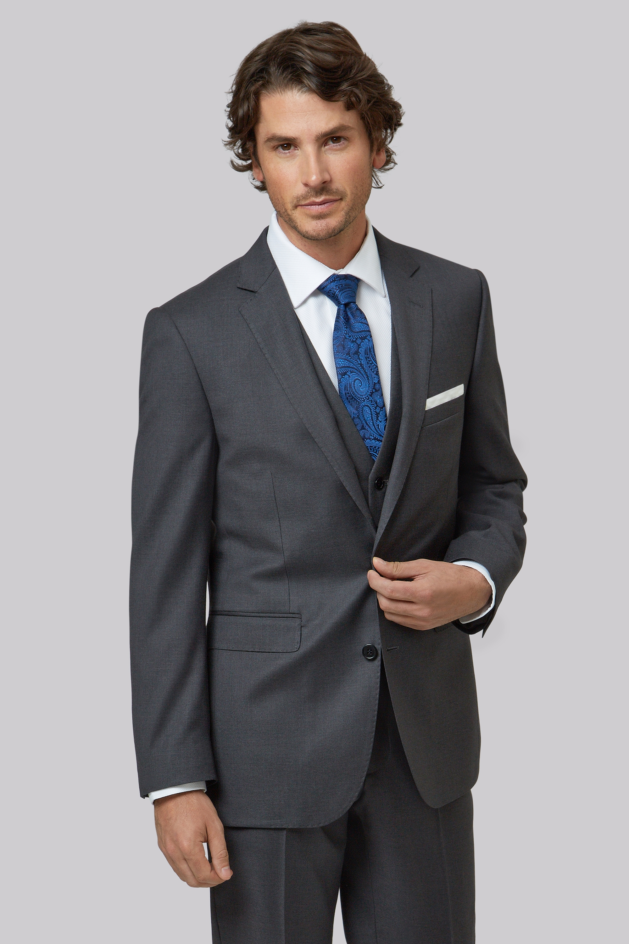 Lanificio F.lli Cerruti Dal 1881 Cloth Tailored Fit ...
