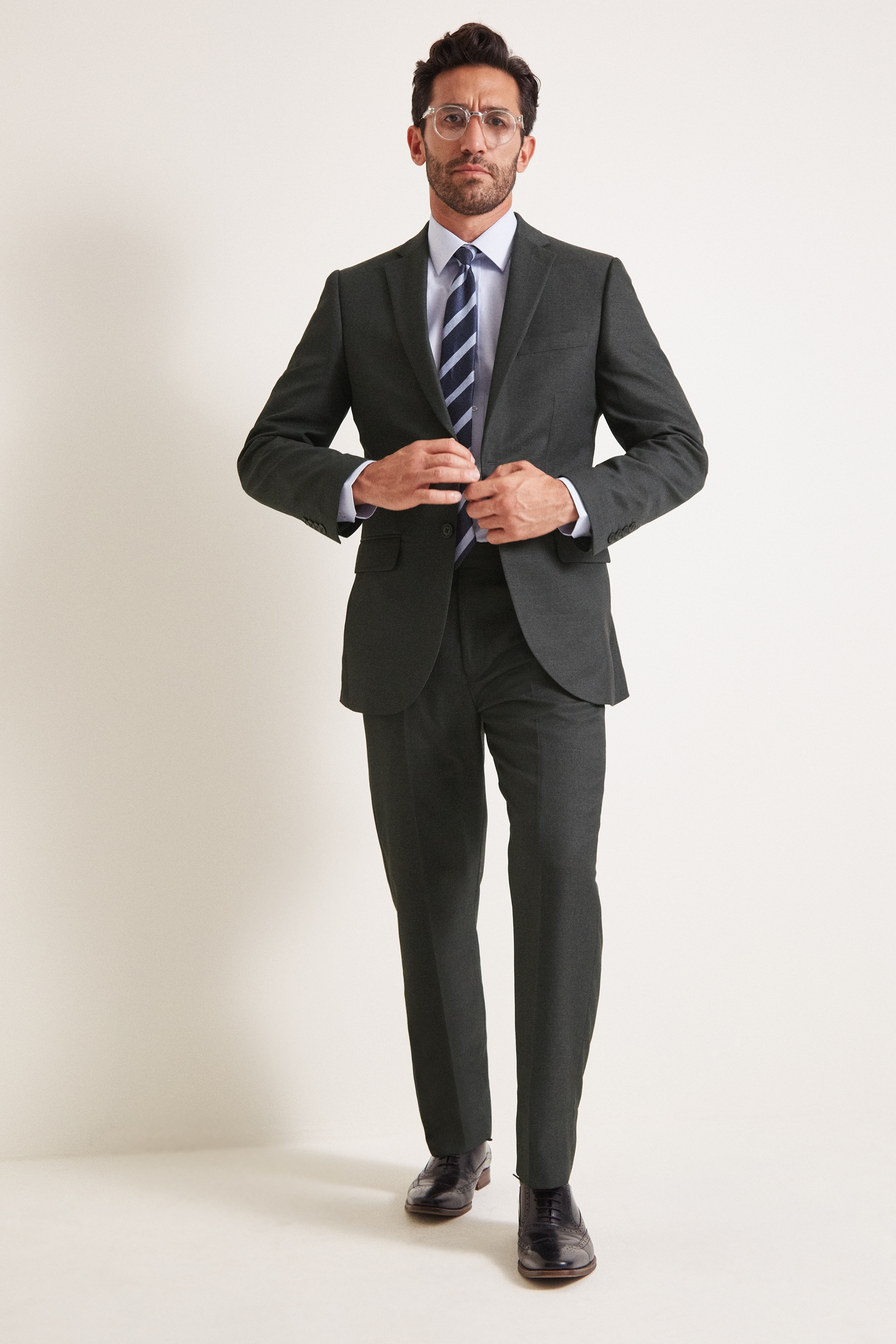 Men's Regular Fit Suits | Moss Bros