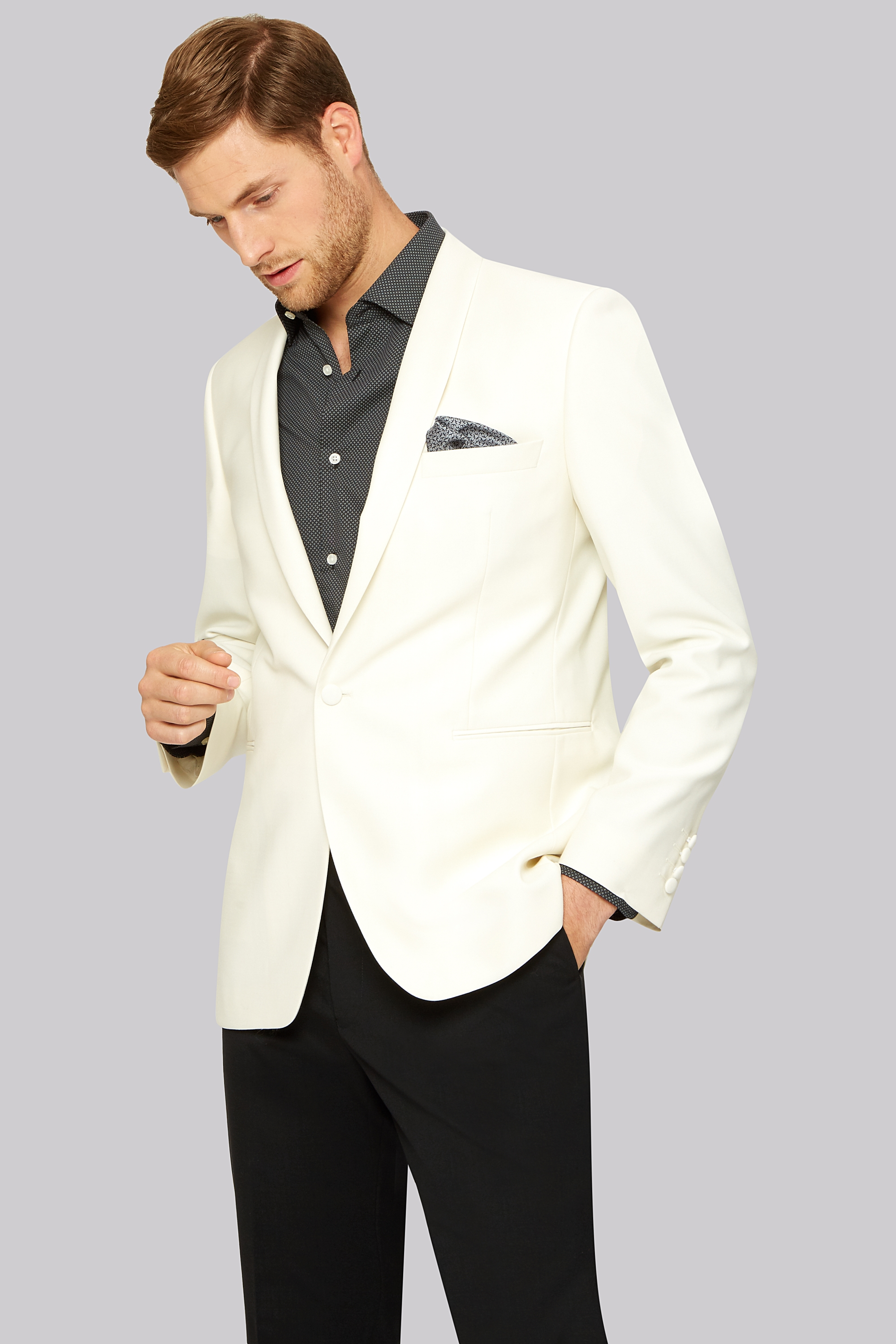 palmmetrf1.ga: white tuxedo jacket. From The Community. Amazon Try Prime All 2pc Shawl Collar Tuxedo Jacket Single Button Closure Slim Fit. Slim Fit 1 Button Shawl Lapel Collar Tuxedo Jacket Modern Dinner Blazer AZAR. by AZAR MAN. $ - $ $ 69 $ 99 00 Prime. FREE Shipping on eligible orders.