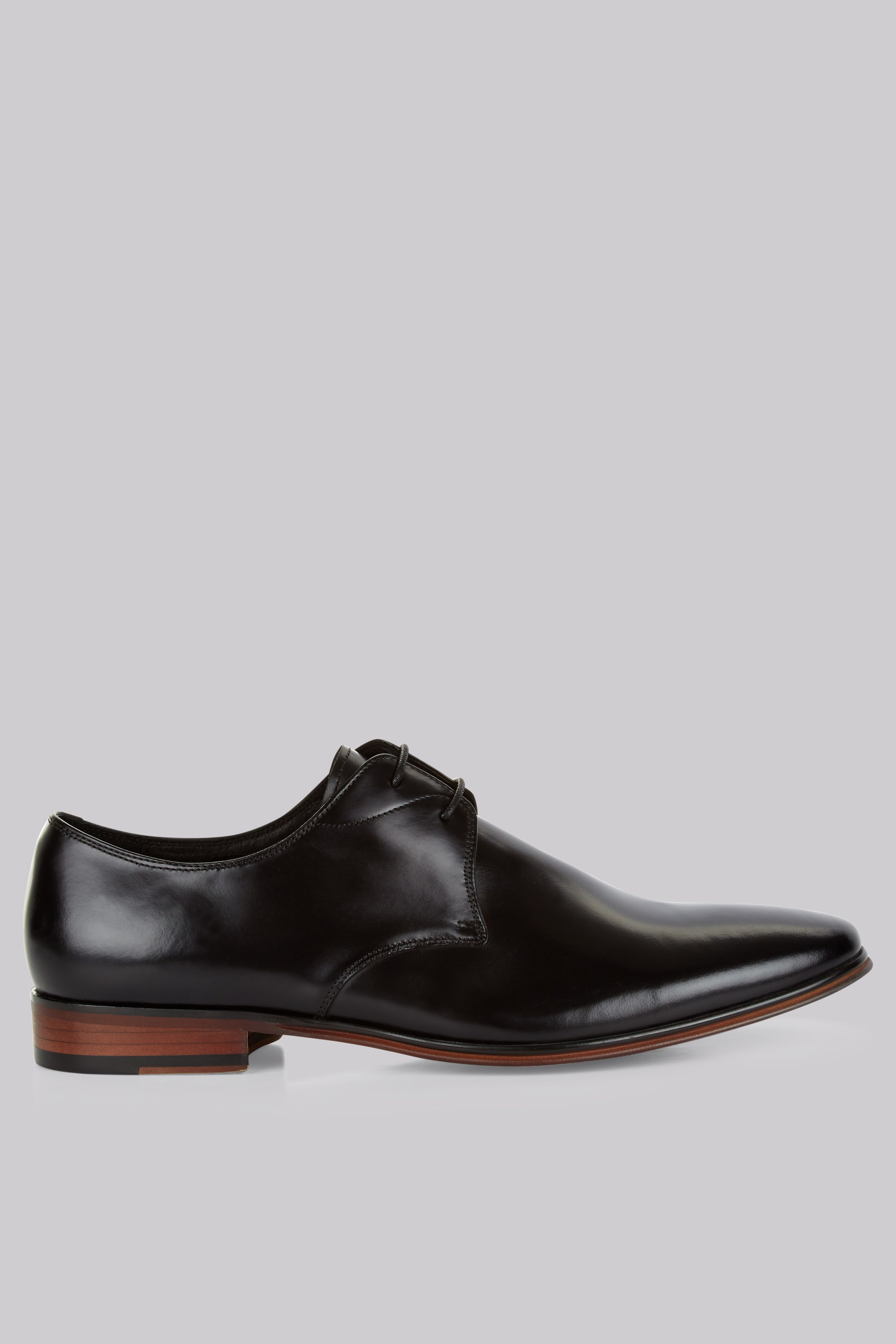 John White Derby Shoes