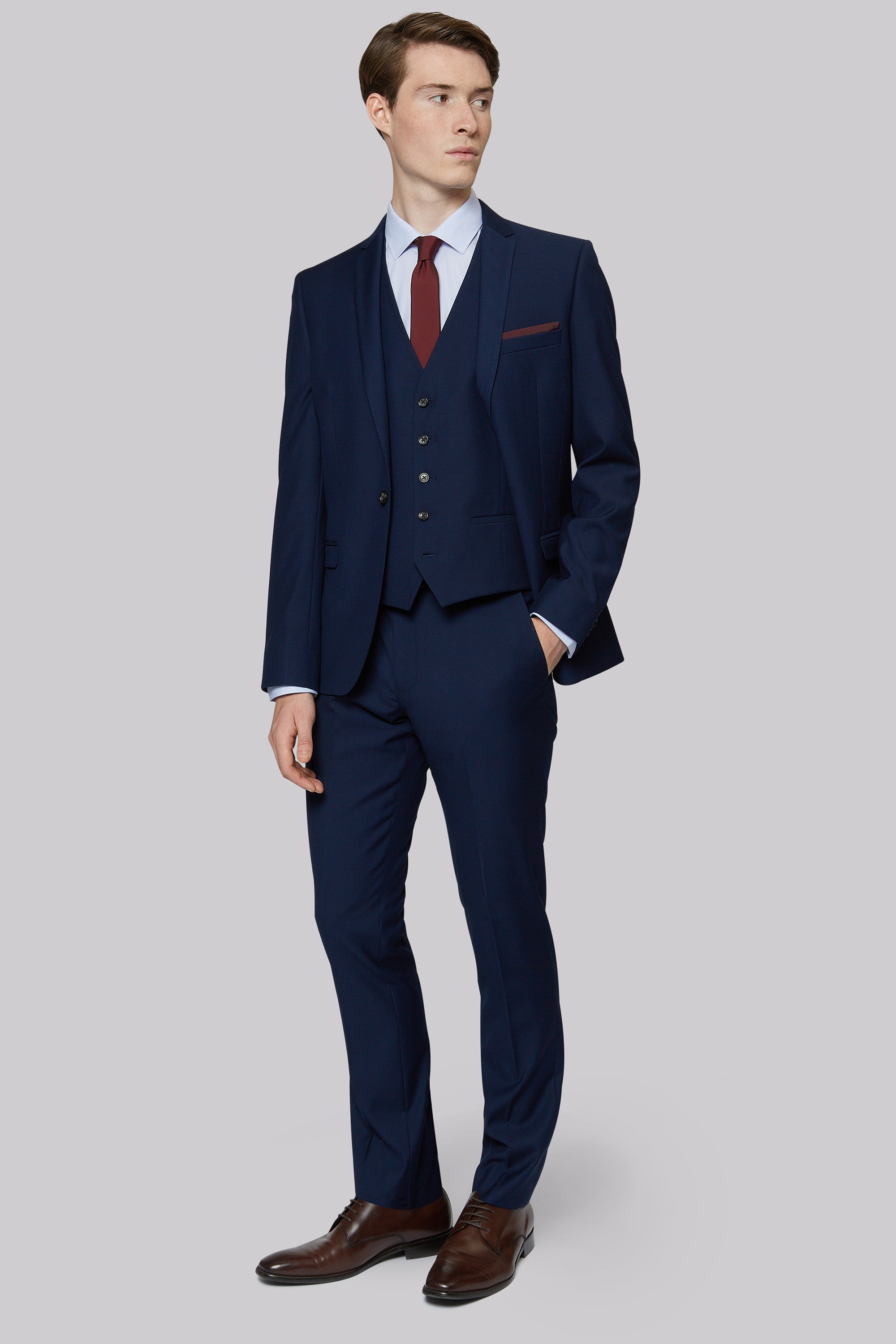 Men's Graduation Suits | Moss Bros