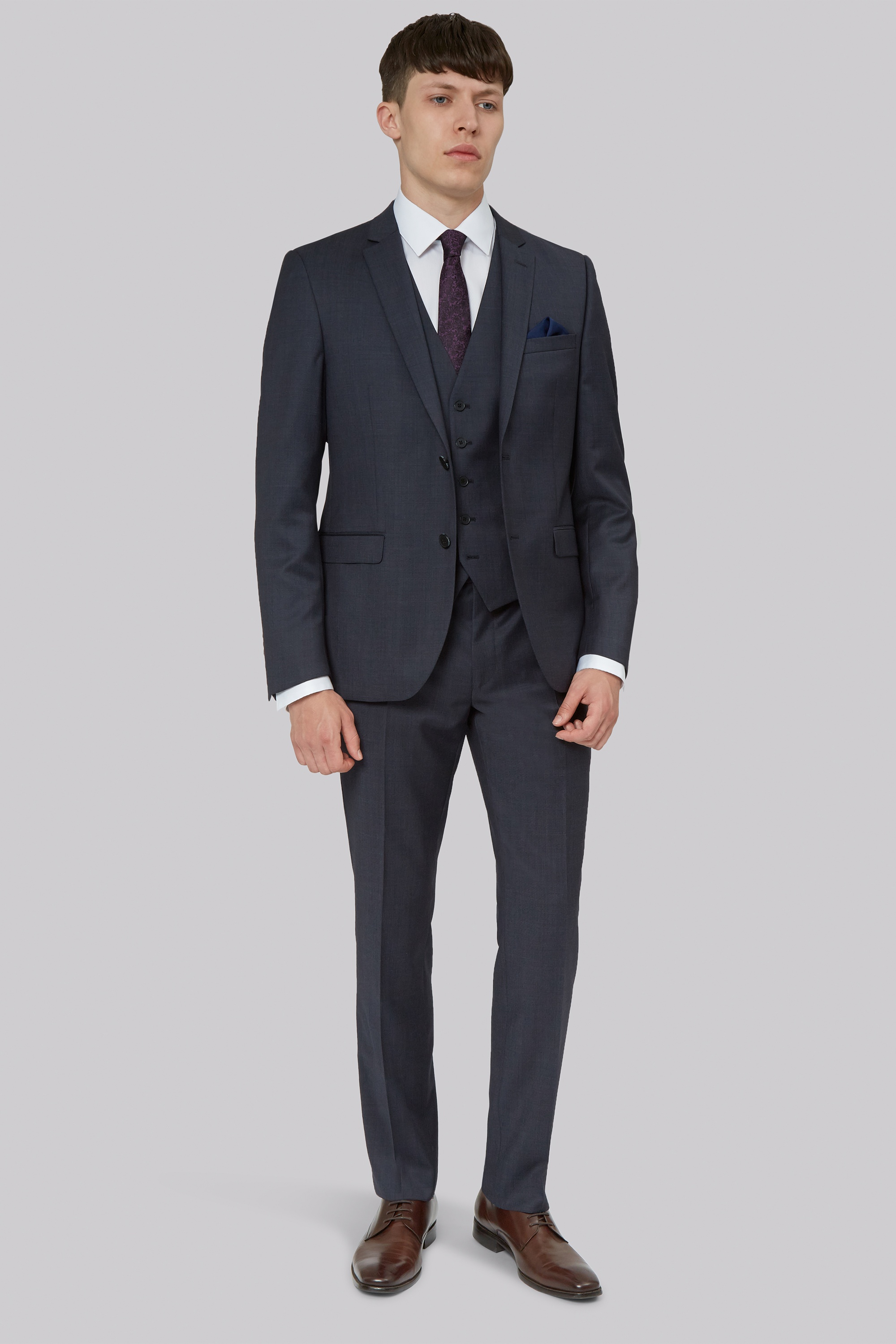 Browse Men's Slim Fit Sale Suits at Moss Bros