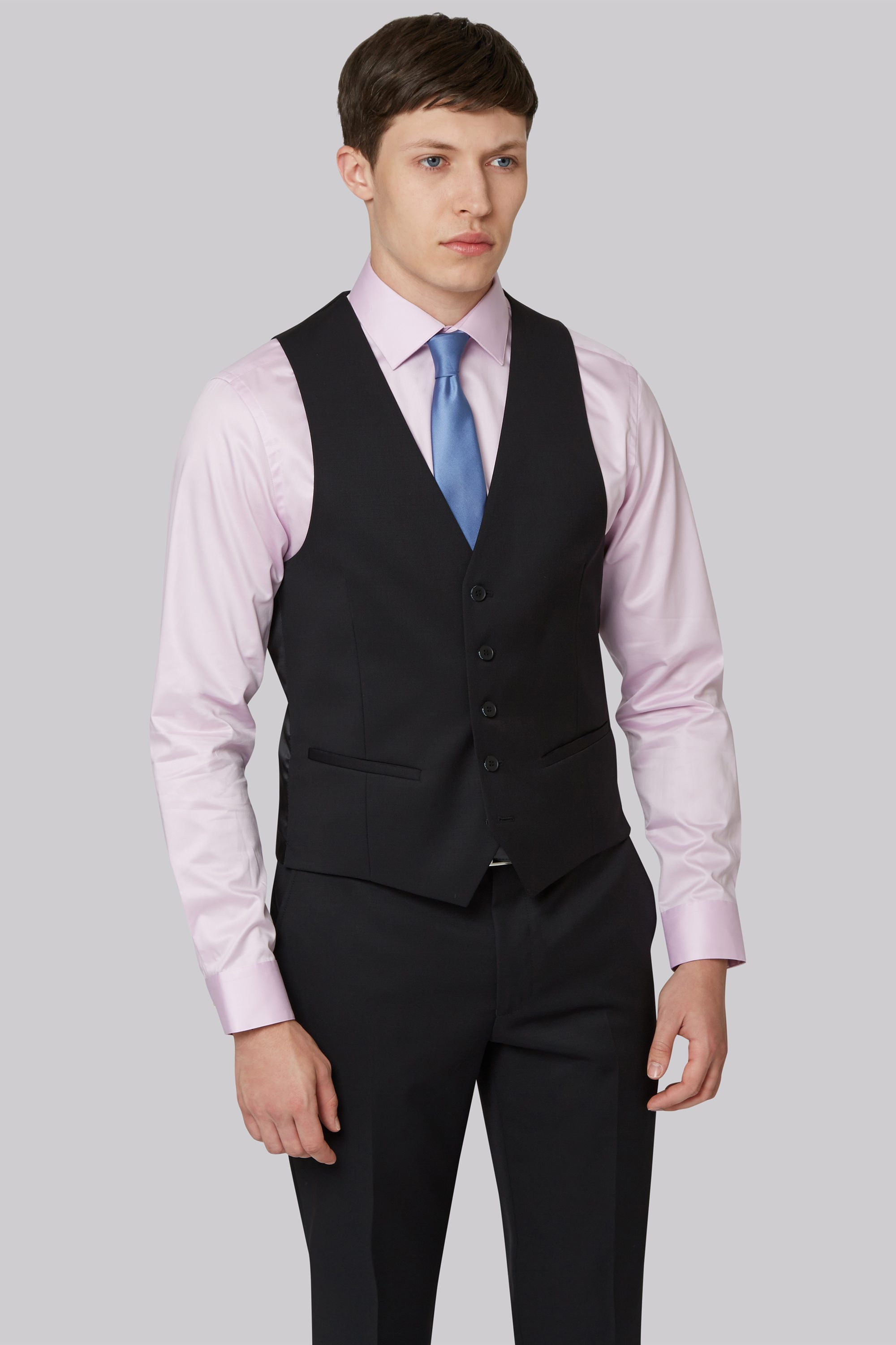 Your Guide to Wearing a Waistcoat Most guys keep their waistcoat tucked away in the back of the wardrobe, only to be worn to weddings and black tie events. Our guide will give you all you need to know about how you can make men's waistcoats a wardrobe staple for every occasion.