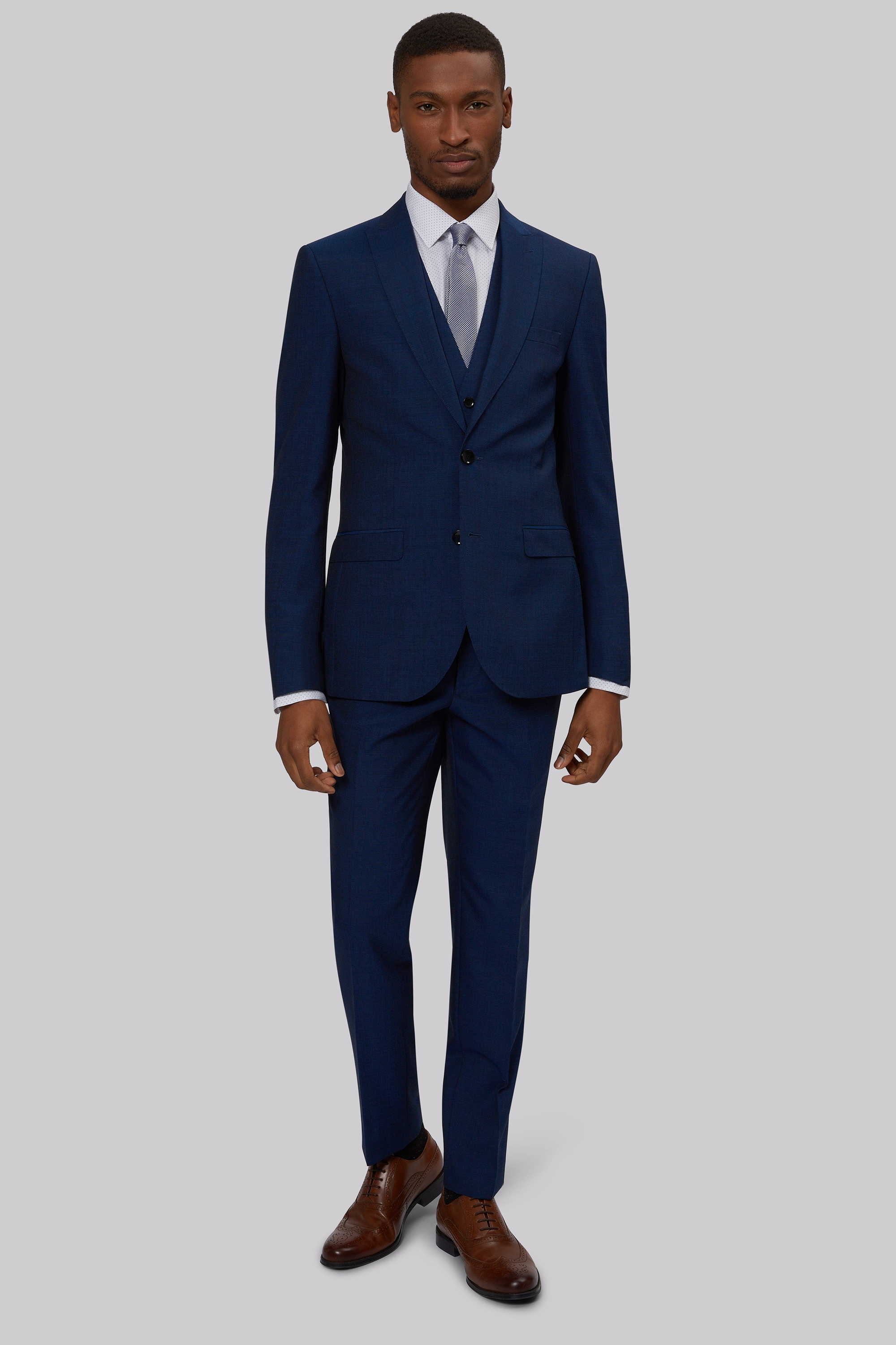 French Connection Suits For Men | Moss Bros.