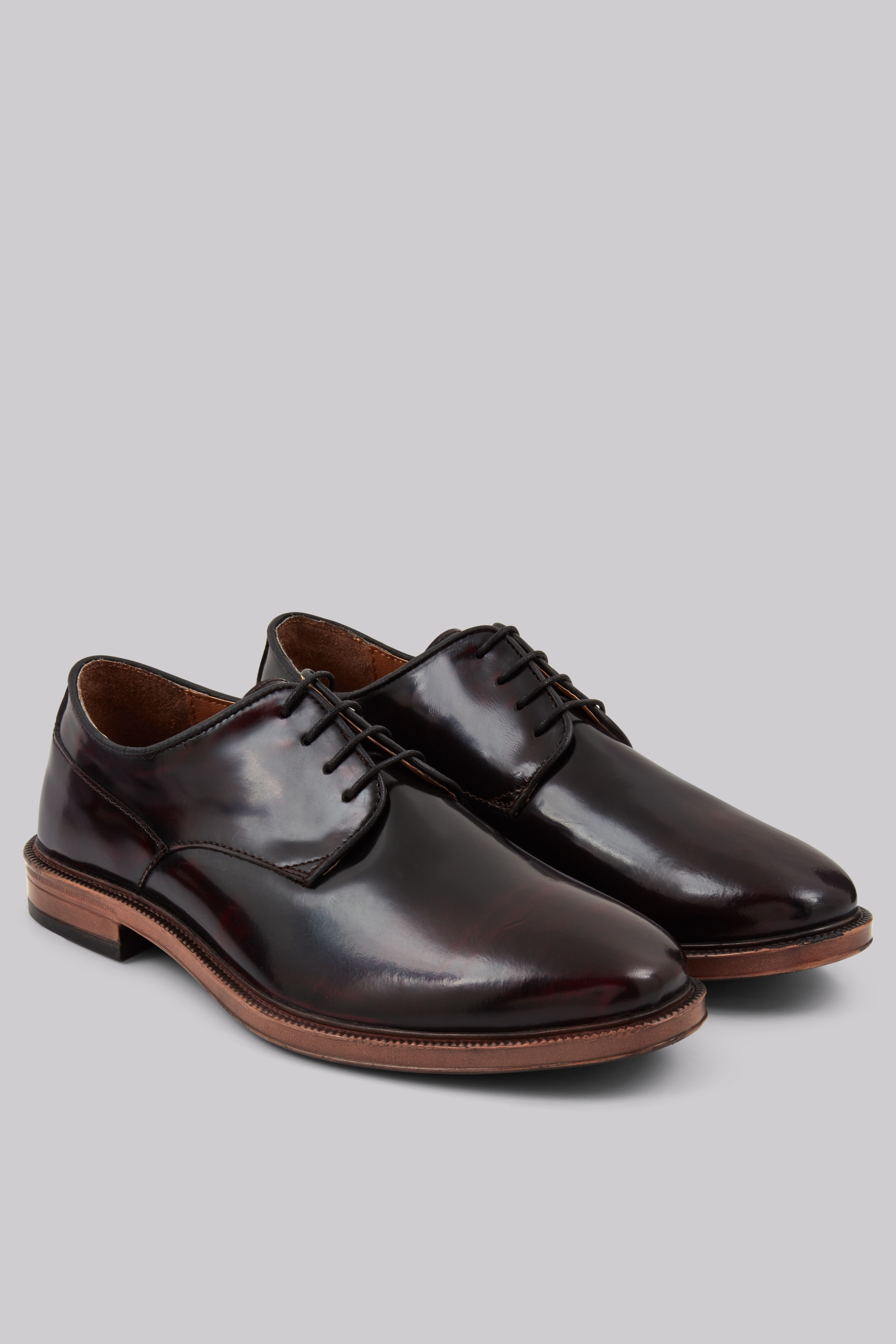 Dress shoes for men are available online at Moss Bros. Discover an array of styles to suit your black tie attire.
