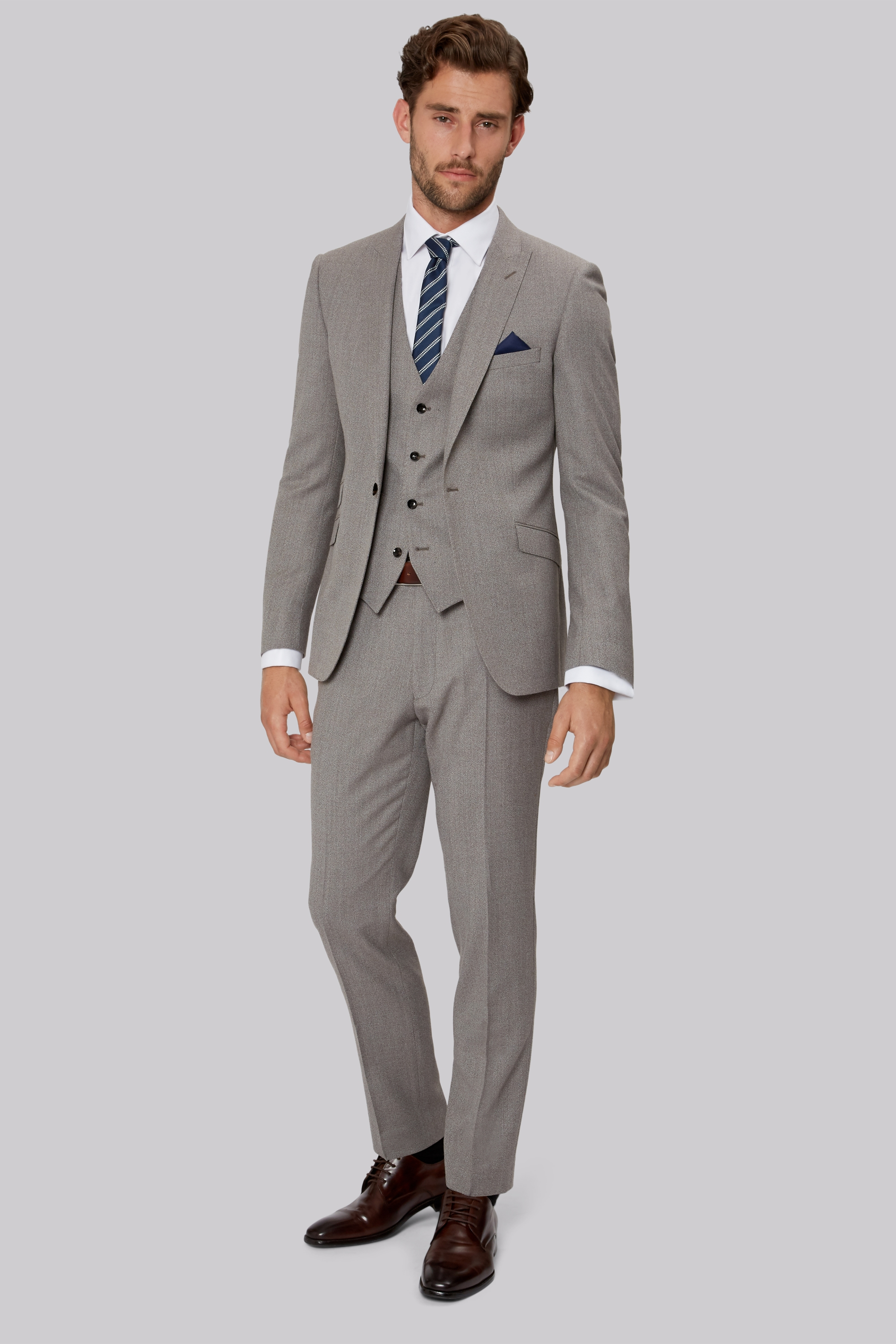 Men's Slim Fit Suits | Moss Bros