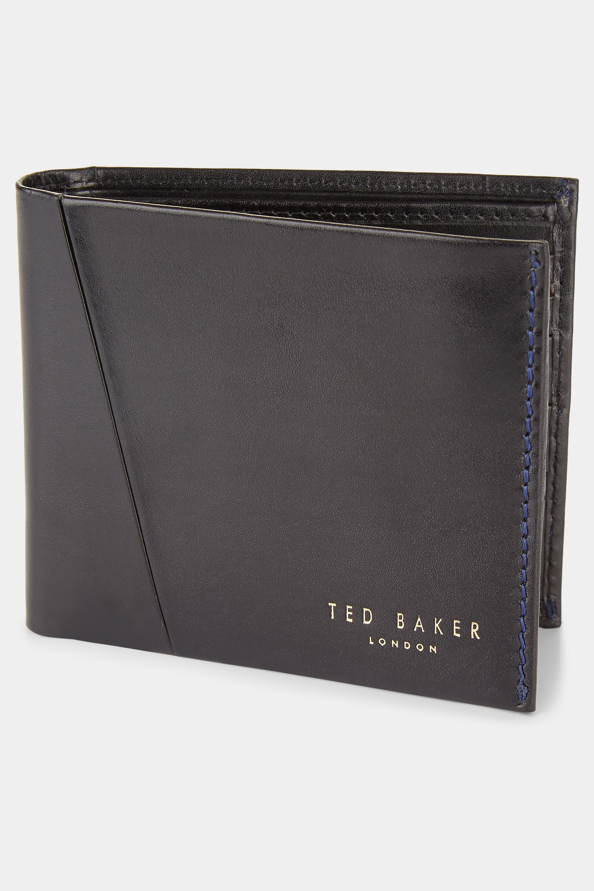 146ad5286b8 Ted Baker Twixxle Black Wallet & Holder