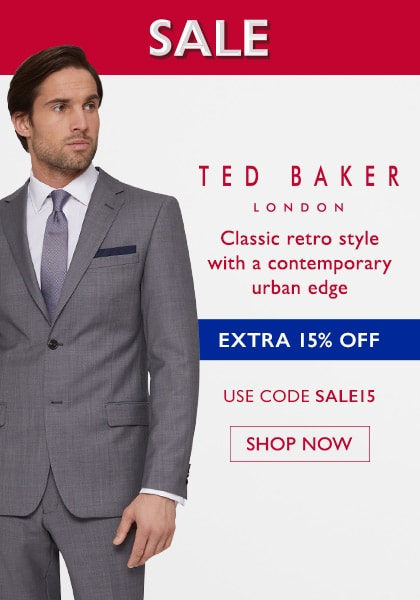 Extra 15% off Ted Sale HPB