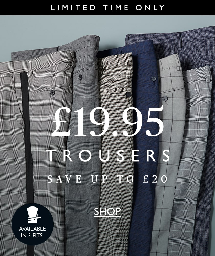 £19.95 Trousers