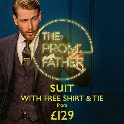 Prom Suit + Free Shirt & Tie SuitLP