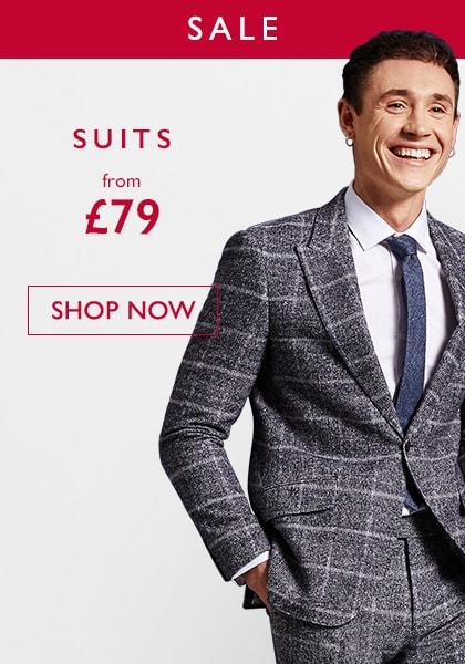 UK's Suit and Formal Menswear Specialist | Moss Bros