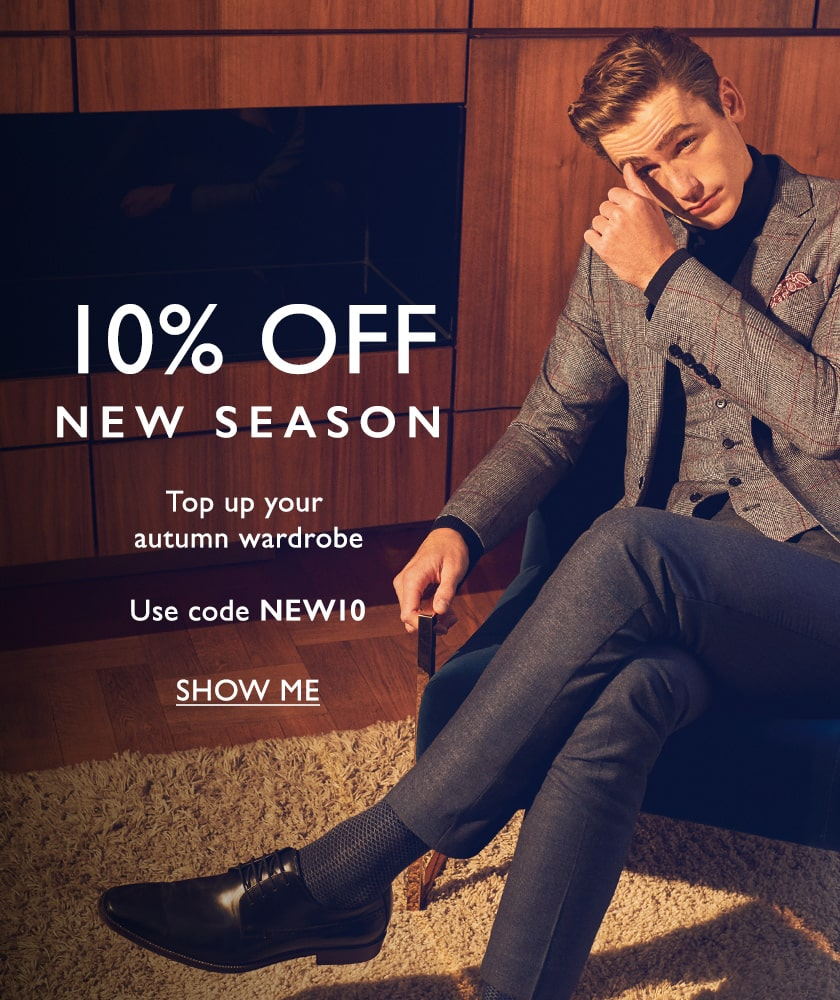 10% Off New Season